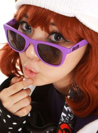 airblaster purple frame sunglasses  CODE: QN30832  Price: SG $68.40 (approx US $55.16)