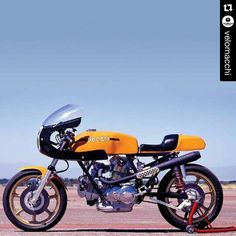Ducati 860 cafe racer
