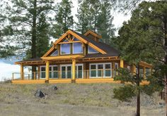 House Plans - Juneau 2 - Linwood Custom Homes