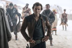 """""""SOLO: A STAR WARS STORY"""" TO BE PRESENTED AT CANNES FILM FESTIVAL IN MAY"""