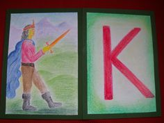 Waldorf -1st Grade - The Kind King - by student teacher from Centre for Creative Education in Cape Town