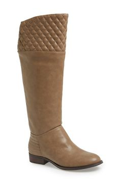 Chinese Laundry 'Fallout' Stretch Riding Boot (Women)   Nordstrom
