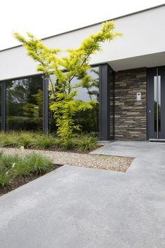 Love Garden, Lawn And Garden, Home And Garden, Landscape Design, Garden Design, Outside Patio, Porches, Garden Architecture, Front Entrances
