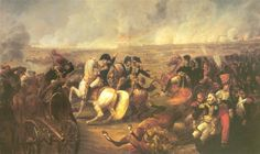 Battle of Wagram by Vernet
