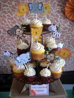 i like the cupcake toppers