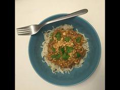 Crockpot Chicken with Thai Peanut Sauce | Inside Kel's Kitchen
