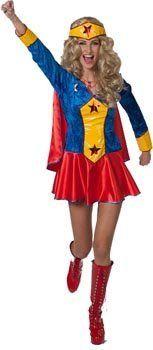 Wilbers EU 42 UK 14 16 and US 10 Ladies Wondergirl >>> BEST VALUE BUY on Amazon-affiliate link #HalloweenCostumes