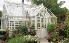 ♕ beautiful greenhouse ~ Claus Dalby