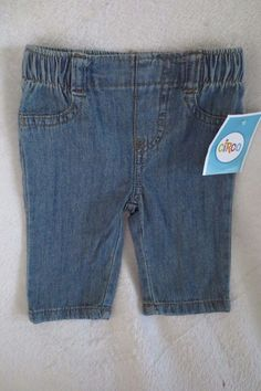 Baby Girl Circo Pants Jeans Size 0-3 Months New  #Circo #Jeans #Everyday