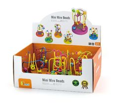 59767-Mini Wire Beads-NINGBO VIGA INTERNATIONAL CO., LTD.