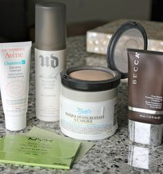 my matte mission: beauty and skincare products for oily skin