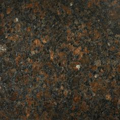 Crushed Granite Sink : Tan brown granite countertop with deep crushed granite sink and oil ...