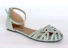 Mint Sandal, Retro Fashion, Trendy Shoes, Summer 2013 Fashion, Free Shipping — Cents Of Style