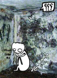Nobody Knows Print - Sharon campbell Art Print / Illustration www.cargocollective.com/sharoncampbell My Works, Art Prints, Illustration, Fictional Characters, Design, Art Impressions, Fine Art Prints, Illustrations, Design Comics