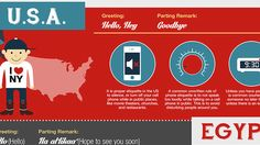 This Infographic Lists Cellphone Etiquette for 11 Countries