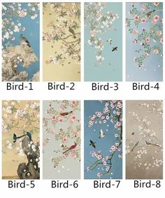 Online Shop custom size window film for glass door wardrobe home decor Opaque frosted static cling Birds Glass Design, Door Design, Wall Design, Wardrobe Design Bedroom, Bedroom Decor, Wall Decor, Mural Art, Wall Art, Tree Wall Murals