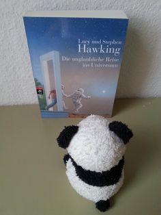 Die unglaubliche Reise ins Universum, Hawking, Buch, Rezension, Orte