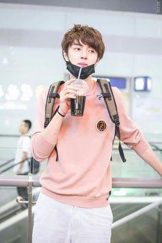 Meteor Garden Cast, Meteor Garden 2018, Pretty Men, Pretty Boys, Cute Boys, Handsome Korean Actors, Handsome Boys, Chen, Shan Cai
