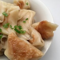 "Light Pot Stickers I ""Quick & easy pot stickers that won't disappoint. Definitely will keep this one at the ready!"""