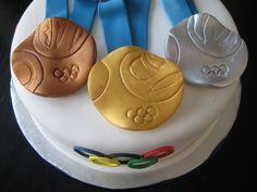 Olympics Cake from Taryne's Tasty Treats