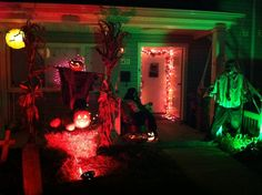 72 best halloween outside lights images costumes halloween crafts rh pinterest com halloween outside lights uk outdoor halloween lights ideas