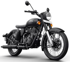 Official Photo Gallery of Royal Enfield Classic 500 Stealth Black Enfield Bike, Enfield Motorcycle, Motorcycle Bike, Royal Enfield Classic 350cc, Royal Enfield Wallpapers, Bullet Bike Royal Enfield, Royal Enfield Modified, Bike Photo, Vintage Motorcycles