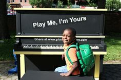 Street Pianos, in over 46 cities across the globe