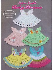 Super Simple Baby Dresses - Electronic Download