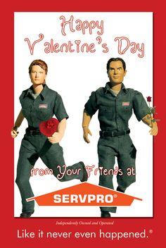 Servpro Valentine Fire Safety Tips
