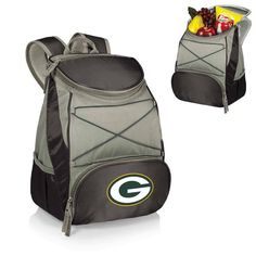The NFL Insulated Backpack Cooler is the NFL fan's answer for convenient and portable tailgating. Large coolers are great, but sometimes they can be a pain to pack and travel with. This backpack solve