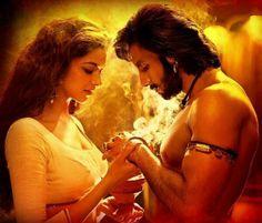Ranveer Sing and Deepika Padukone-Ram-Leela