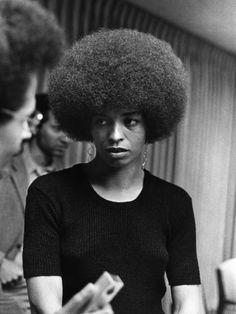 Angela Davis - 1972