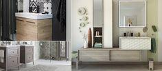 Meuble de salle de bains - Meuble sous vasque, Colonne, Miroir | Leroy Merlin