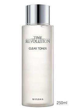 MISSHA Time Revolution Clear Toner, $28.70