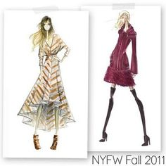 Fabulous Doodles-Brooke Hagel-Fashion Illustration Blog