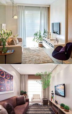 Como usar plantas na decoração da casa