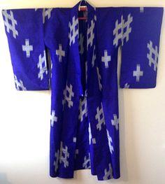 Vintage meisen kimono