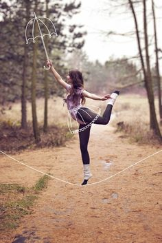 Dancing : always a great illusion