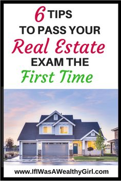 Pass your real estate exams the first time! The test is challenging but you have all you need to be successful. Be confident, focus and study. Real Estate Test, Real Estate School, Real Estate Career, Real Estate License, Selling Real Estate, Real Estate Investing, Exams Tips, Sell Your House Fast, Exam Study