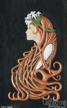✯ Celtic Bride :: Artist Kevin Dyer ✯