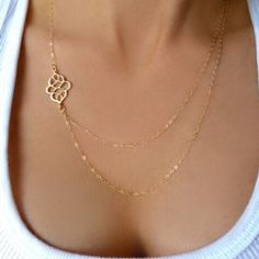 Twin Gold Plated Necklace Brand New - Comes Packaged! Ships Same Day Jewelry Necklaces