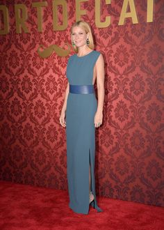 """Gwyneth Paltrow in Premiere Of Lionsgate's """"Mortdecai"""" - Arrivals"""