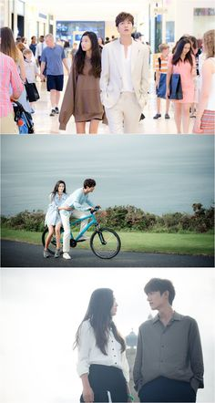 """Jun Ji Hyun And Lee Min Ho Show Their Amazing Chemistry In Latest Stills For """"The Legend Of The Blue Sea"""" 