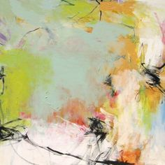 Charlotte Foust - meandering river available-works-on-canvas