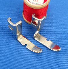 Rare Singer Featherweight 221 Cording Foot Set ~ Sewing Machine Attachments | eBay