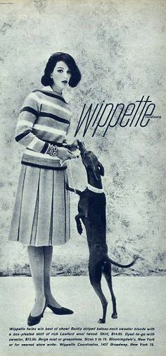 Old Whippet Ad - in Magazine