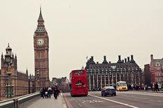 #london #bigben #bus