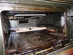 魚焼きグリルの掃除、内部はどうする?水なしで奥まで庫内スッキリ! | 春夏秋冬を楽しむブログ