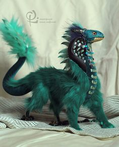 Cute Fantasy Creatures, Magical Creatures, Dragon Puppet, Cartoon Monsters, My Little Pony Drawing, Creature Concept, Animal Sculptures, Creature Design, Cute Dolls