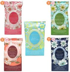 Pacifica Facial Wipes